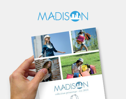 Madison Shoes - Brochure Design