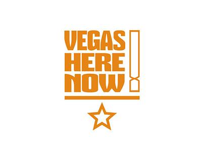 Vagas Here Now Logo Design