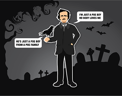 Poe-hemian rhapsody
