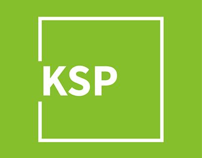 King Street Properties - rebrand, wordpress website