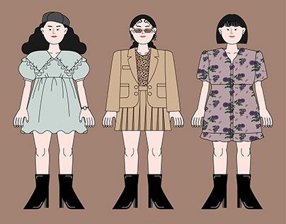Korean Style Outfits