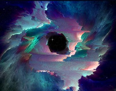Nebula — Pixel Sorting