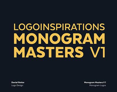 Monogram Masters Vol. 1