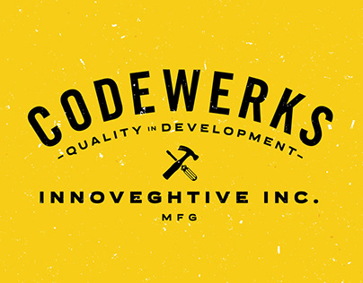 Codewerks - iPad Application Design