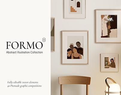FORMO Vector Illustrations