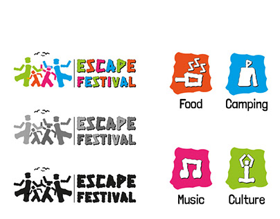Escape Festival - logo 3