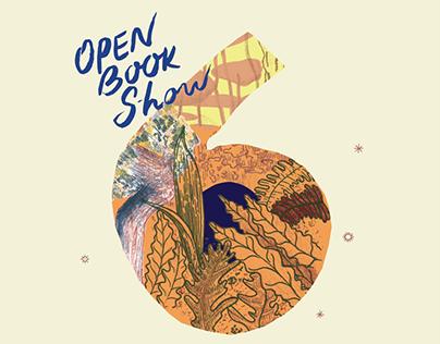 OPEN BOOK SHOW