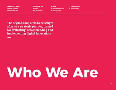 Scylla Group Brand Guidelines