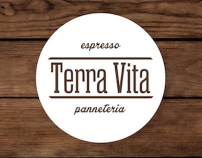 Terra Vita- Coffee Shop Branding