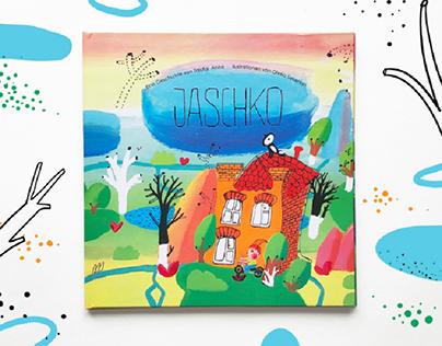 "Ilustration for book ""Jaschko"""