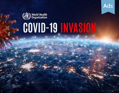 COVID-19 invasion