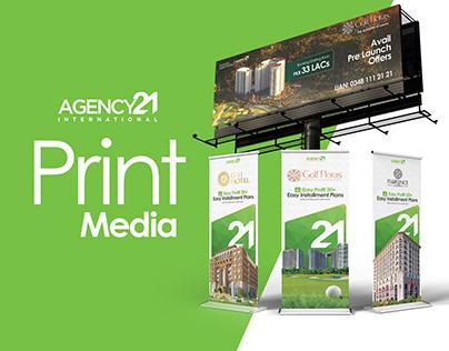 Print Media Agency21 International