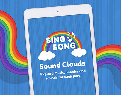 Sing Song - Sound Clouds App Poster