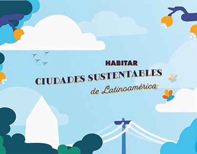 Ciudades Sustentables de Latinoamérica