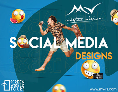 Screen world tours Social media