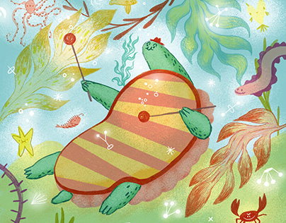 Jazzy tortoise