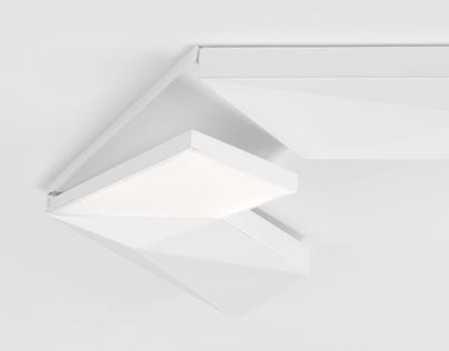 Project of modular luminaires