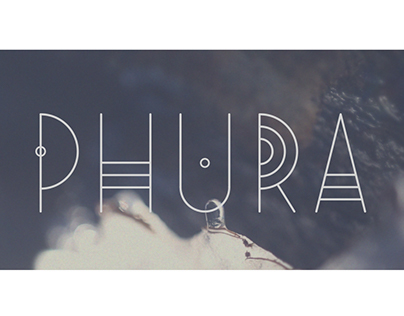 Phura Typography