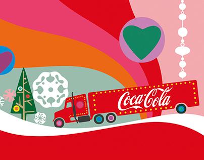 Coke Christmas Package Design 2013