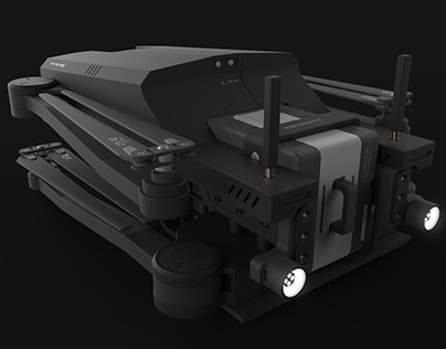 ZX-12 Recon Drone