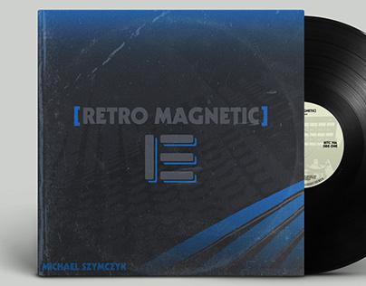Retro Magnetic Album Art
