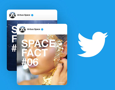 Airbus Defence & Space : video social media