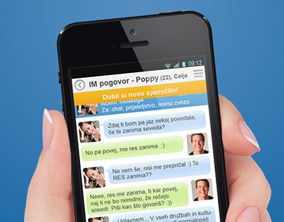 OnaOn Mobile App - Squeeze page web design