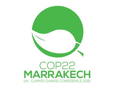 COP 22 MARRAKECH LOGO