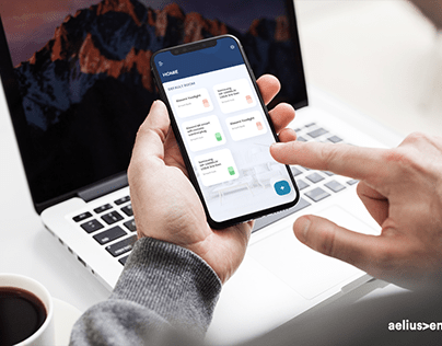 Smart Home App Design and Developement