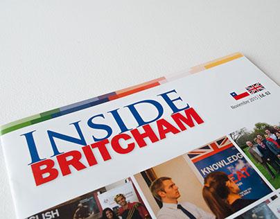 Revista corporativa Britcham