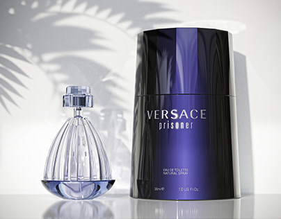 Versace Concept Perfume Bottle Design
