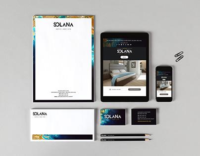 Solana Brand Development
