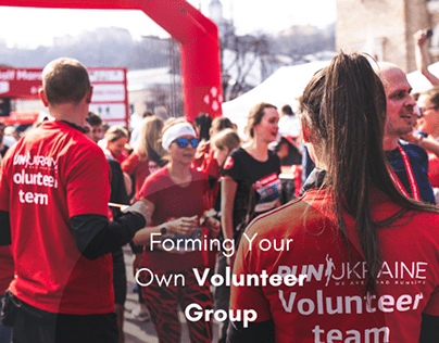 Forming Your Own Volunteer Group