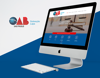 Web Design - OAB Lapa