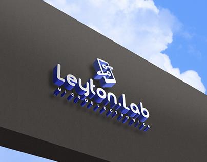 Leyton.Lab - Brand Identity