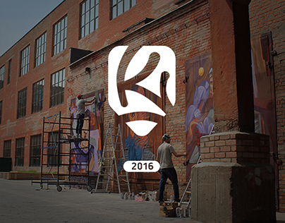 Walls by Kickit Art Studio in 2016