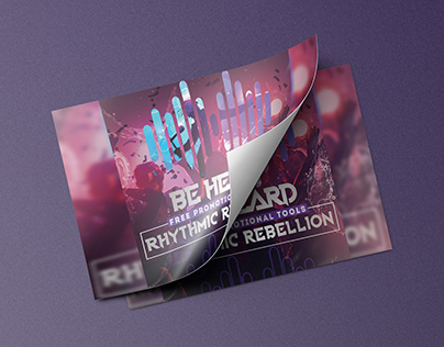 Graphic Design / Flyer Branding