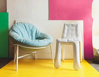 Exhibition Design for London Design Festival 2015