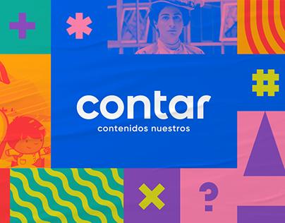 Contar   Branding 2020