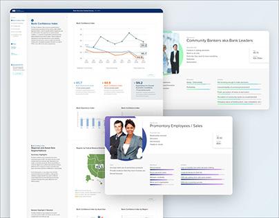 Interfinancial Survey Data Tool