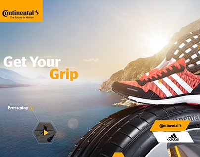 Get Your Grip – Continental