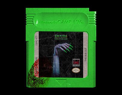 Turning albums into GAMEBOY™️ games