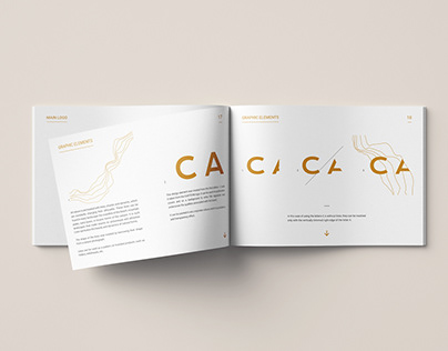 Brandbook for the travel company CARTER