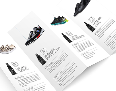 Sneaker LAB Product Brochure