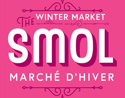 The Smol Market Visual Branding