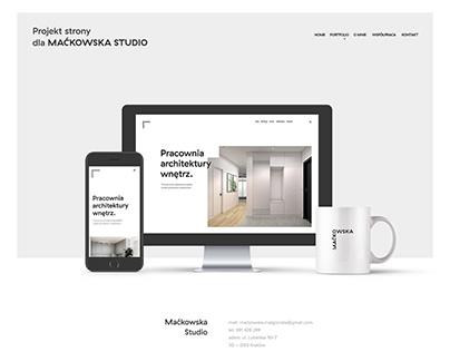 Maćkowska Studio