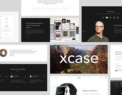 XCASE Web Components