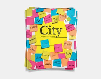City — Magazine mensuel de la Ville de Luxembourg
