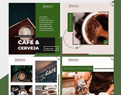 Rede Social Café Mierím