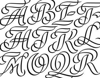 Alphabet: All eyes on type